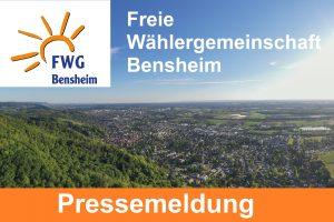 """FWG bespricht Erweiterung """"Stubenwald II"""""""